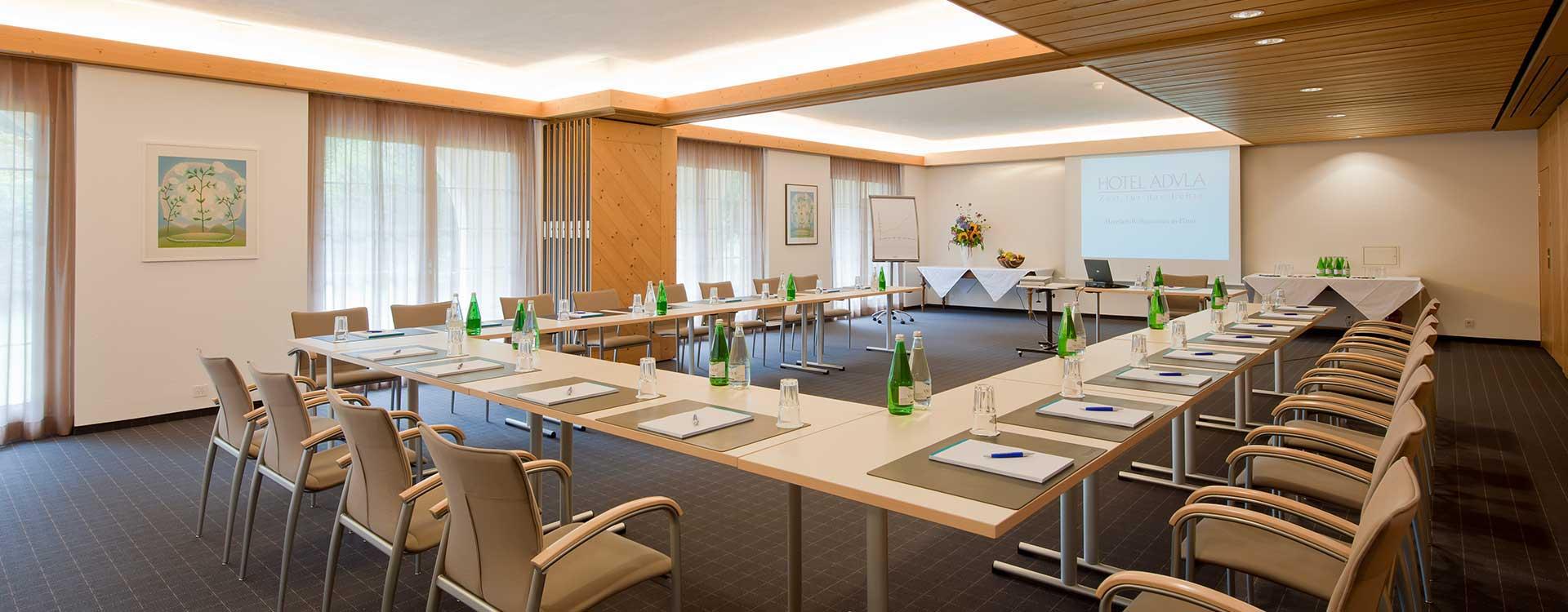 Conference hotels | Flims Laax Falera